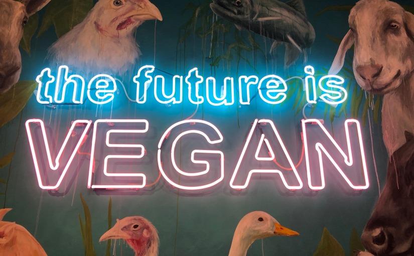 Restaurant Review: Unity Diner, Shoreditch's veganhotspot